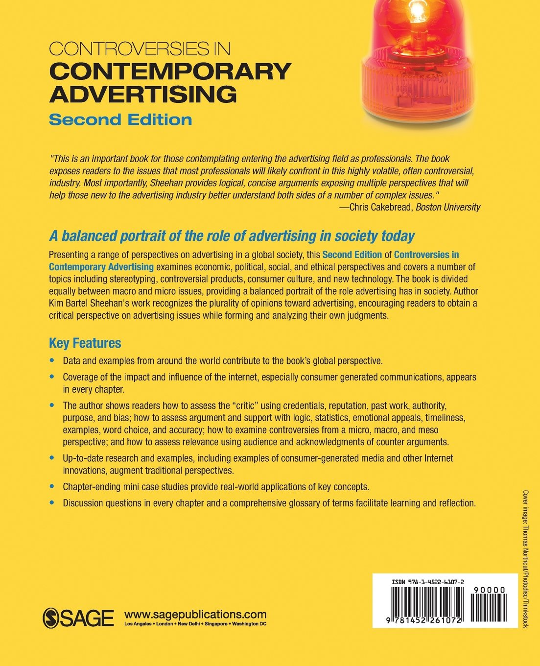 Controversies in Contemporary Advertising by Sheehan Kim