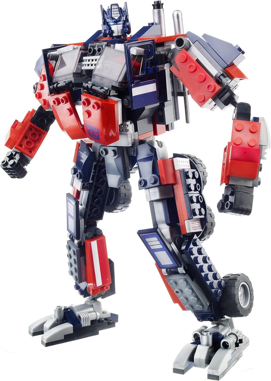 Lot 7Pcs Transformers KRE-O KREON Robots Building Mini Figure Kids Toy Gift