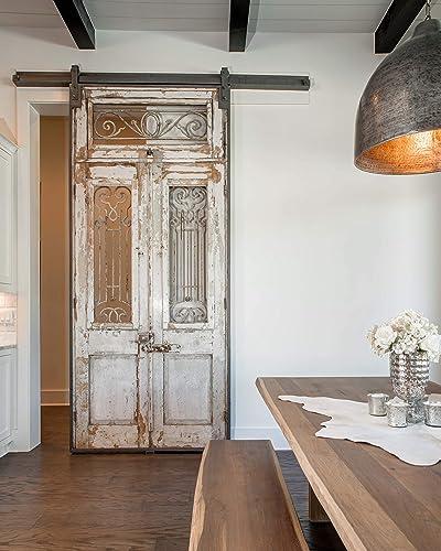 (Pieza Única) puertas correderas granero madera vintage antiguas