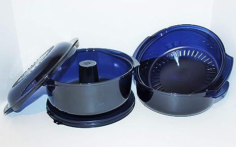Amazon.com: Tupperware Microondas Pila Cocina 7pc set de ...