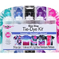 Tulip One Step Tie-Dye Kit 5 Colour, Carousel