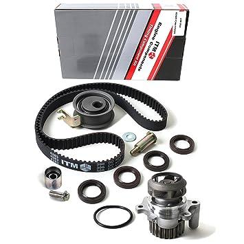 Nueva itm306wp (150 Dientes) Correa de distribución Kit y Set de bomba de agua (W/metal impulsor): Amazon.es: Coche y moto
