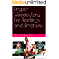 English Vocabulary For Feelings and Emotions