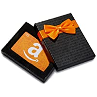 Amazon.ca Gift Card in a Black Gift Box (Various Card Designs)
