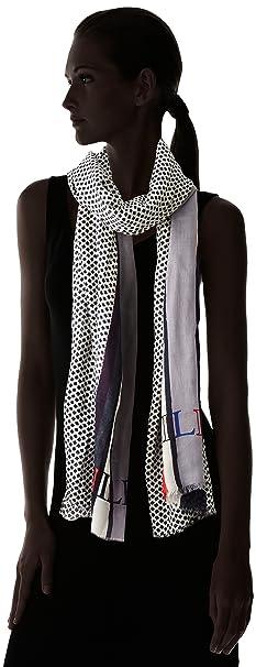 d197792a6cf4 Tommy Hilfiger Tatem - Foulard - Femme  Amazon.fr  Vêtements et accessoires