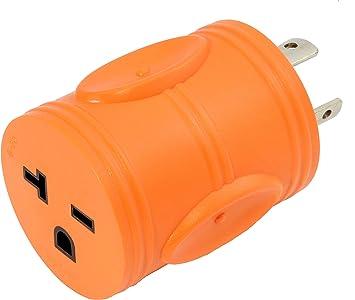 ASSORTED NEMA L6-20P 250VAC 20amp AC Plug