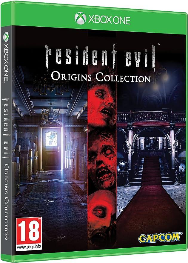 Resident Evil Origins Collection [Importación Inglesa]: Amazon.es ...
