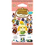 Nintendo Carte Amiibo Animal Crossing, Serie 4 - Limited - Nintendo 3DS