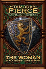 The Woman Who Rides Like a Man (Song Of The Lioness Quartet Book 3) Kindle Edition
