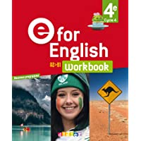 E for English 4e (éd. 2017) - Workbook -version papier