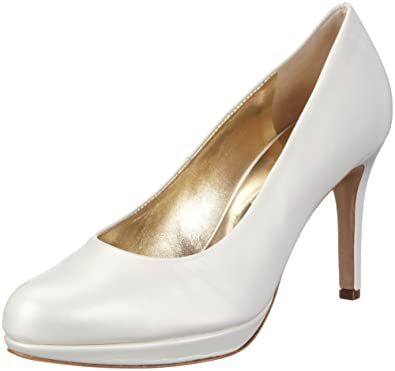 313d1292d072 Högl shoe fashion GmbH 5-108003-03000, Damen Pumps, Weiß (perlweiß ...