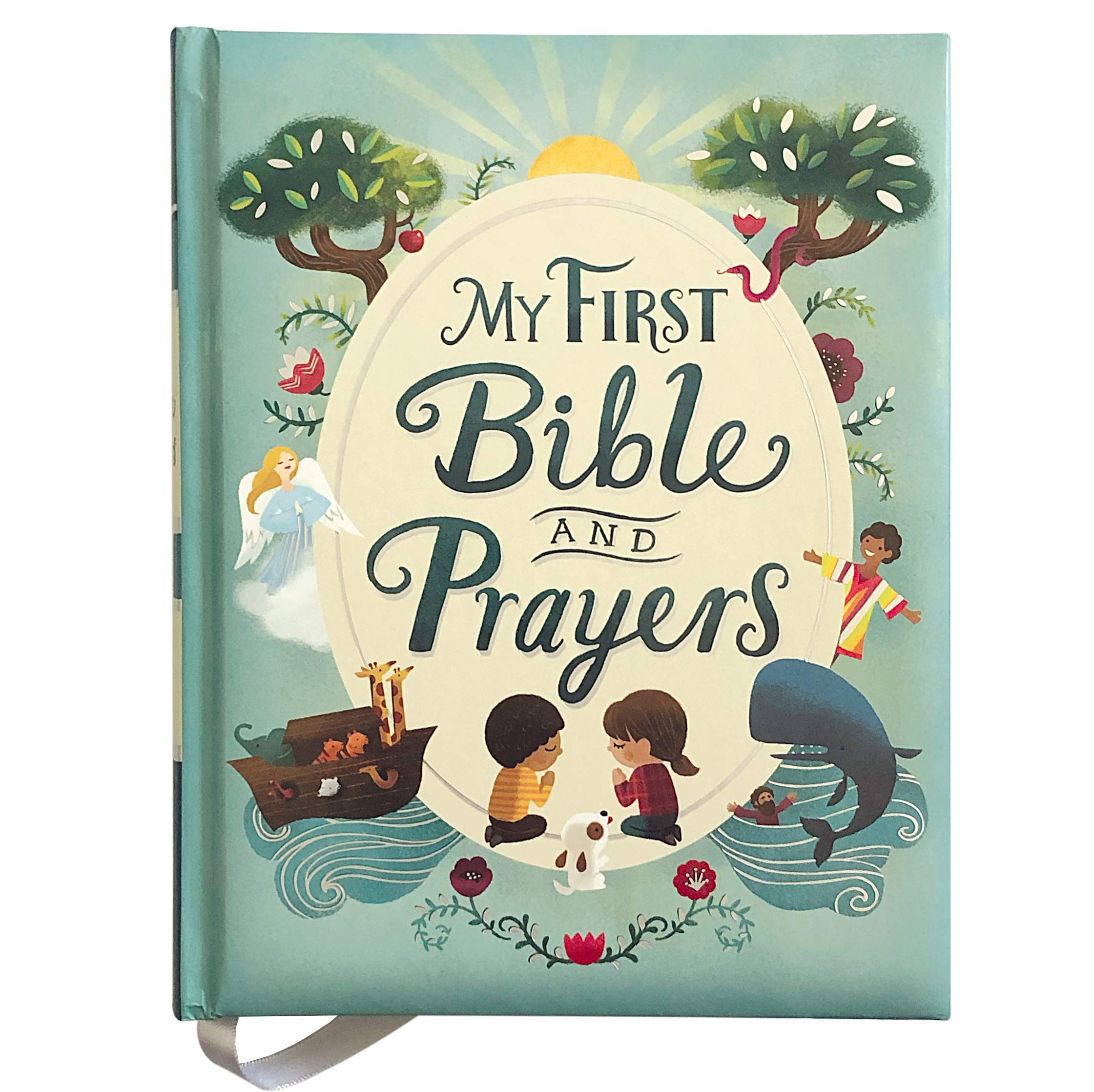 My First Bible and Prayers: Cottage Door Press, Rachel Moss, Catherine  Allison, Iris Deppe;Emily Dove;John JovenXuan Le;Charlotte Cooke;Chiara  Fiorentino ...