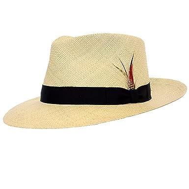 DelMonico Kevin Panama Hat at Amazon Men s Clothing store  4c907033b82d