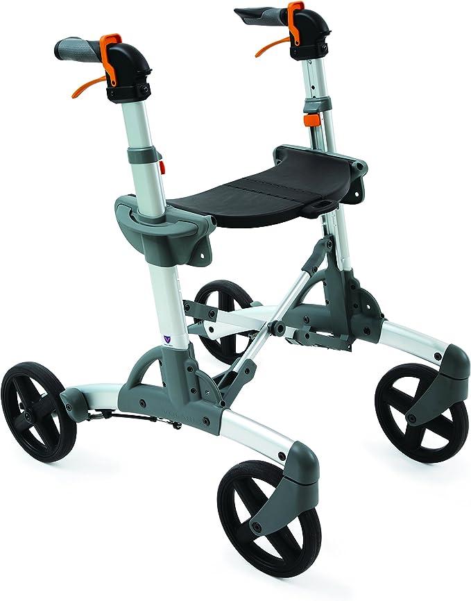 Amazon.com: volaris All-Terrain Smart Fitness Rollator ...