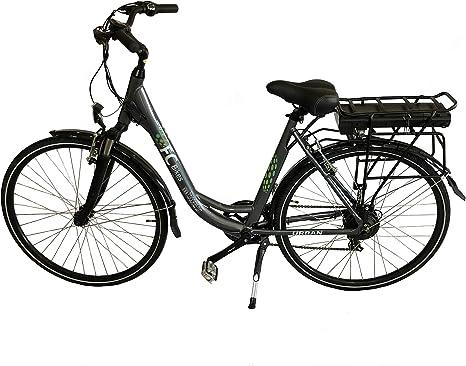 Bicicleta eléctrica Urbana/Paseo, FC Urban, 250W, 36V, e Bike ...