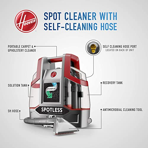 Hoover spotless reviews
