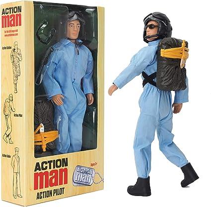 Action Man Pilot Deluxe Action Figure