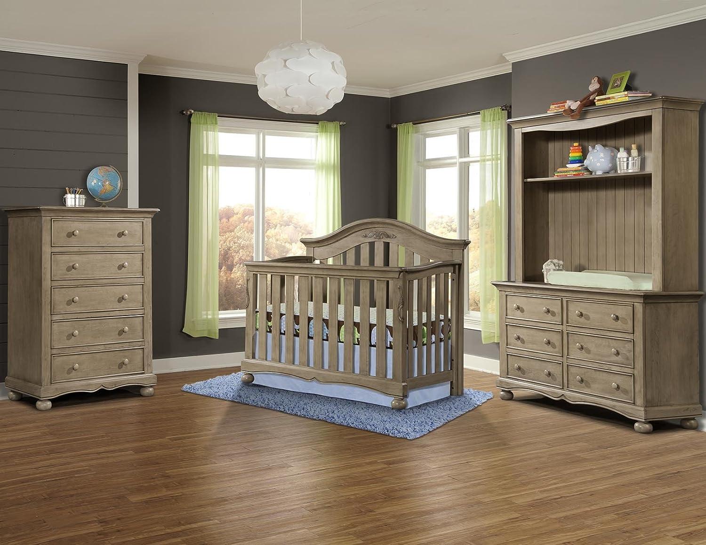 Delightful Amazon.com : Westwood Design Meadowdale 4 In 1 Convertible Crib, Vintage :  Baby