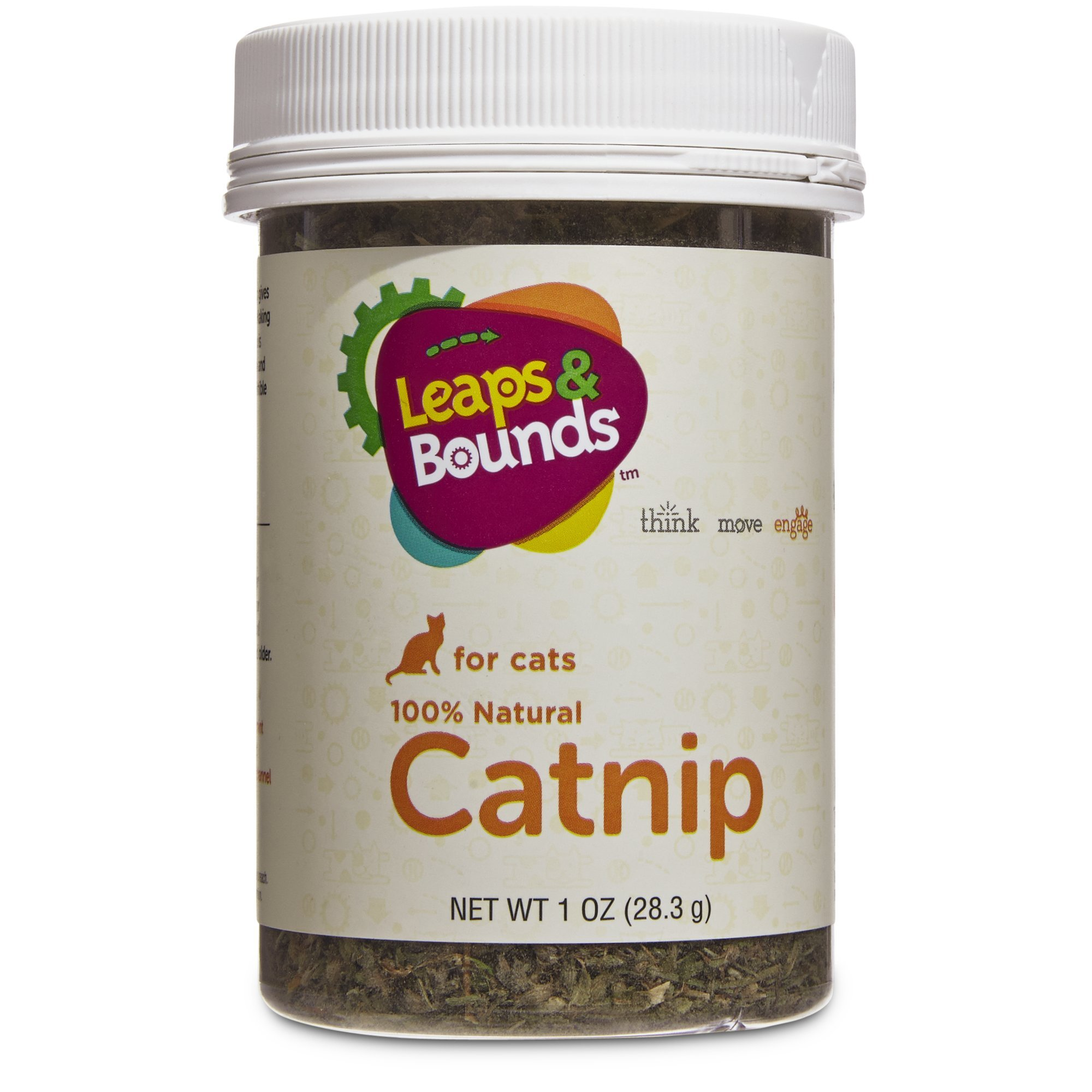 Leaps & Bounds Dried Catnip, 1 oz.
