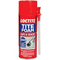 Deals on Loctite TITE FOAM Insulating Foam Sealant, Gaps & Cracks 12-Oz