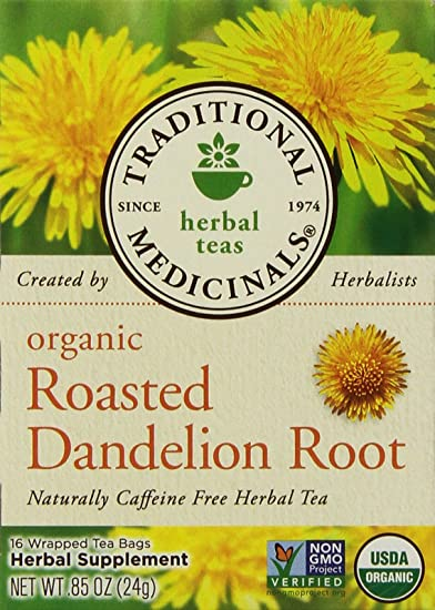 Traditional Medicinals Dandelion Root Tea