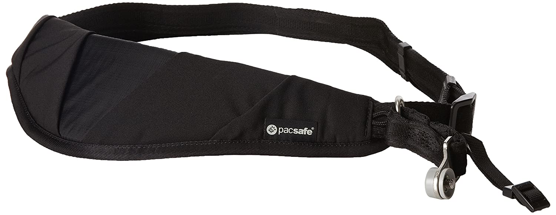 Pacsafe Carrysafe 150 Anti-Theft Sling-Style DSLR Camera Strap Outpac Designs Inc - PACSAFE - CA StrapSafe150-Black