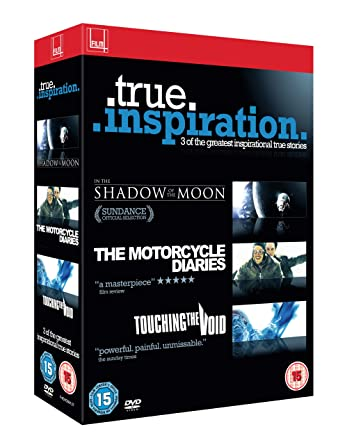 True Inspiration Collection 3 pack DVD Reino Unido: Amazon.es ...