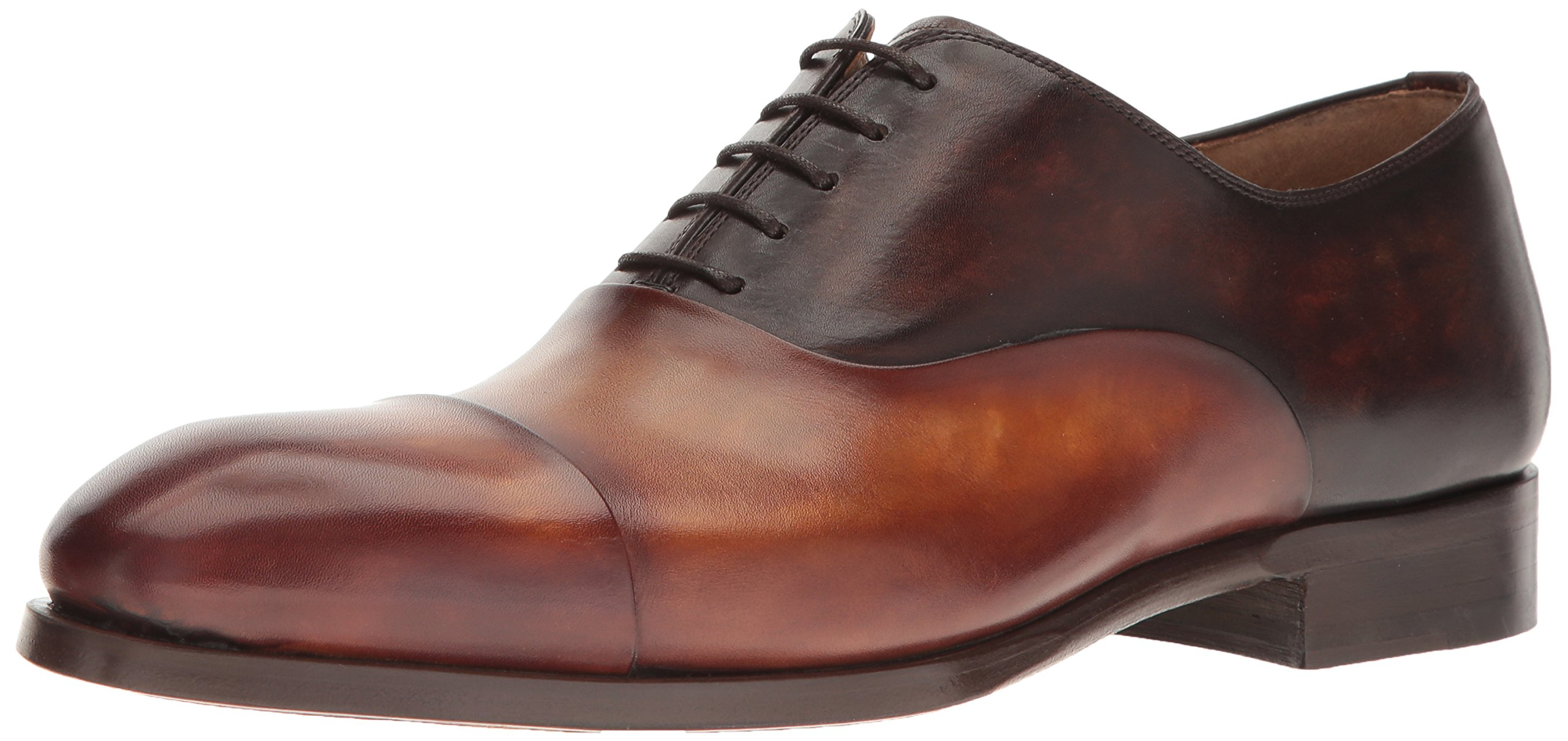 MagnanniMen's Golay Cap Toe Oxford