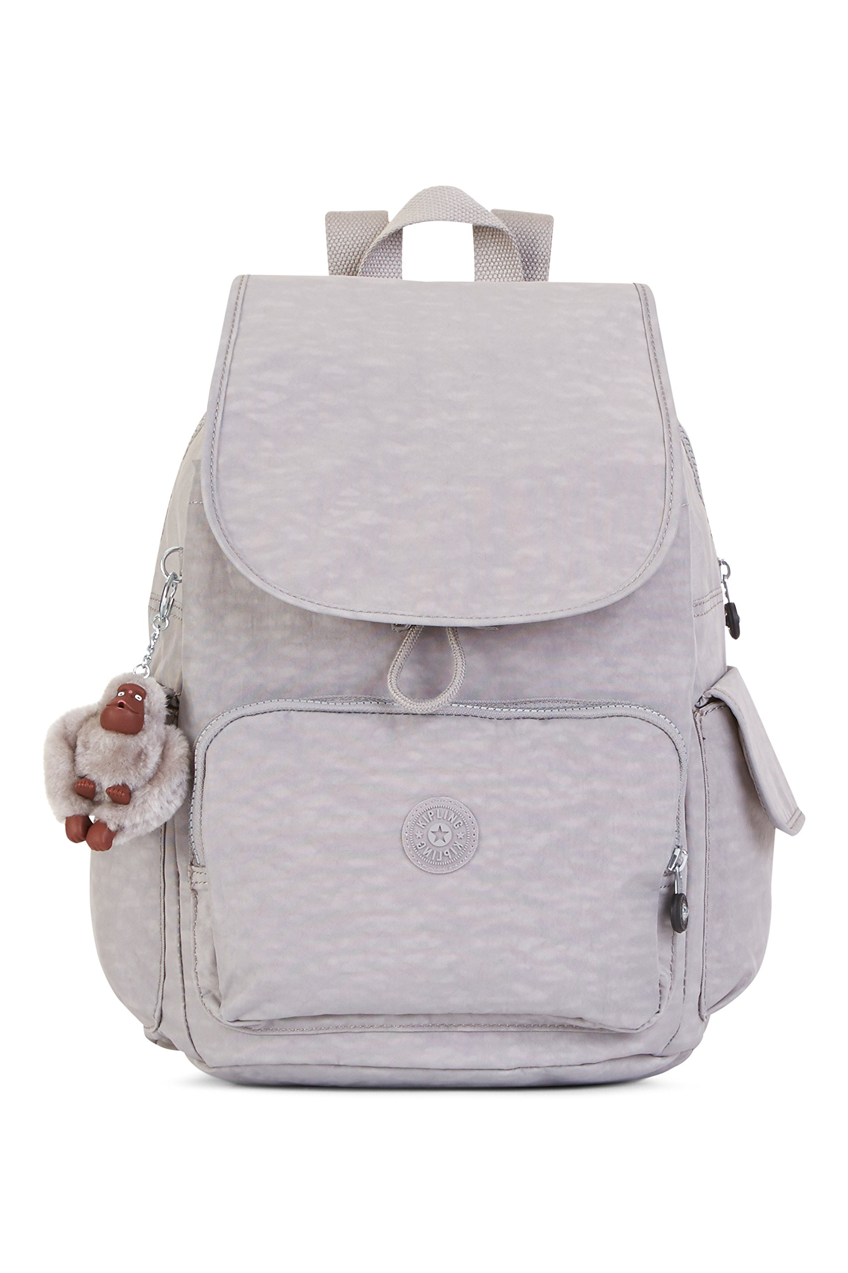 Kipling City Pack Multipurpose Backpack, Slate Grey, One Size