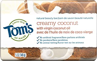 product image for Tom's of Maine Natural Beauty Bar Soap with Virgin Coconut Oil, 5 oz