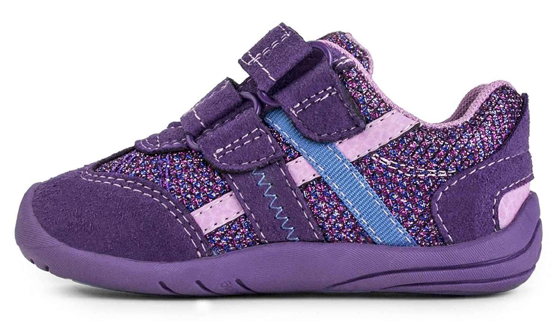 Grip n Go Gehrig Purple//Lily Sneakers