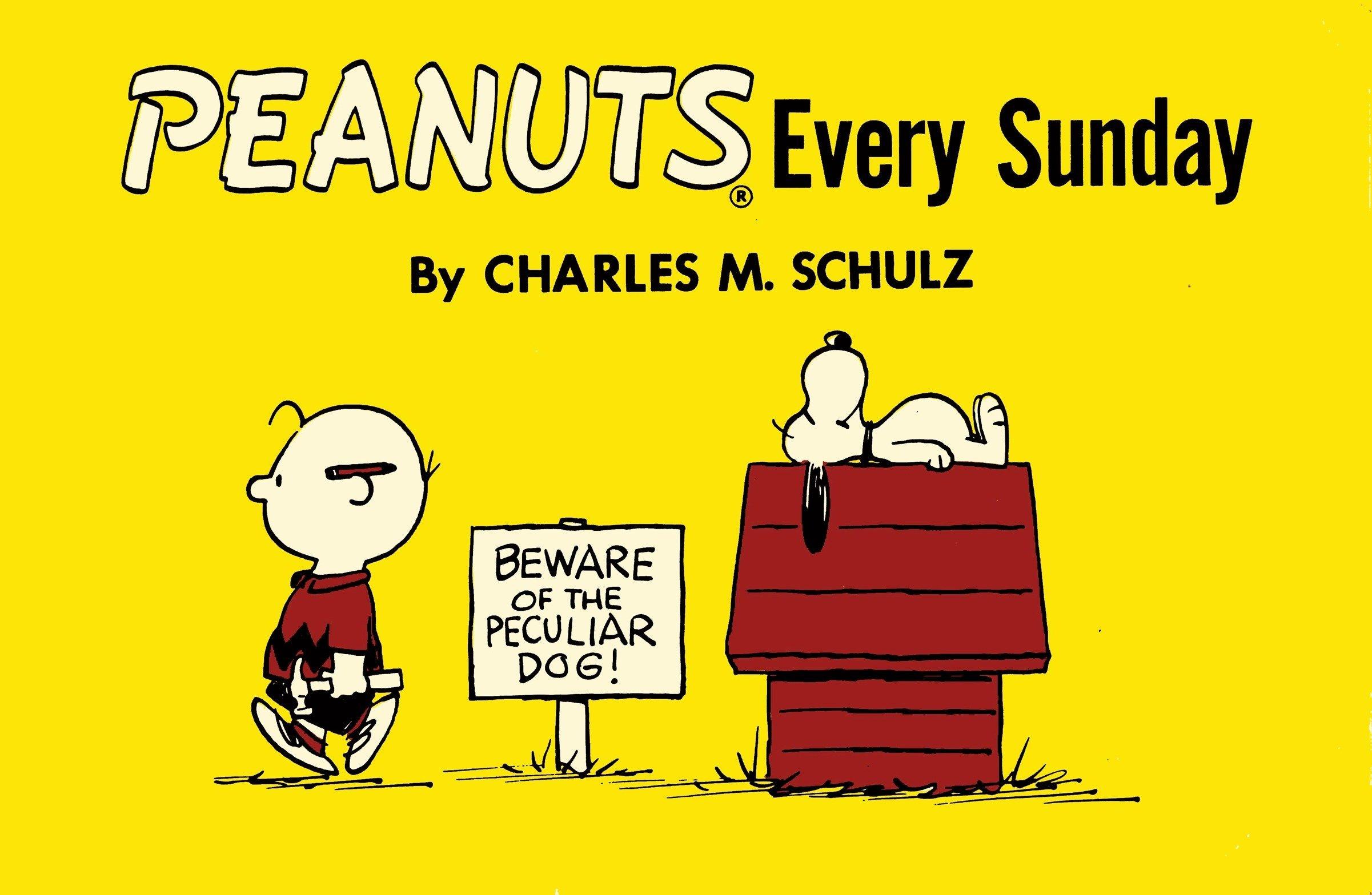 Amazon | Peanuts Every Sunday ...