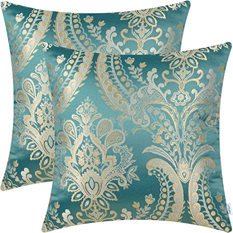 """17/"""" cushion covers last 2 Cara Red Floral Embroidered"""