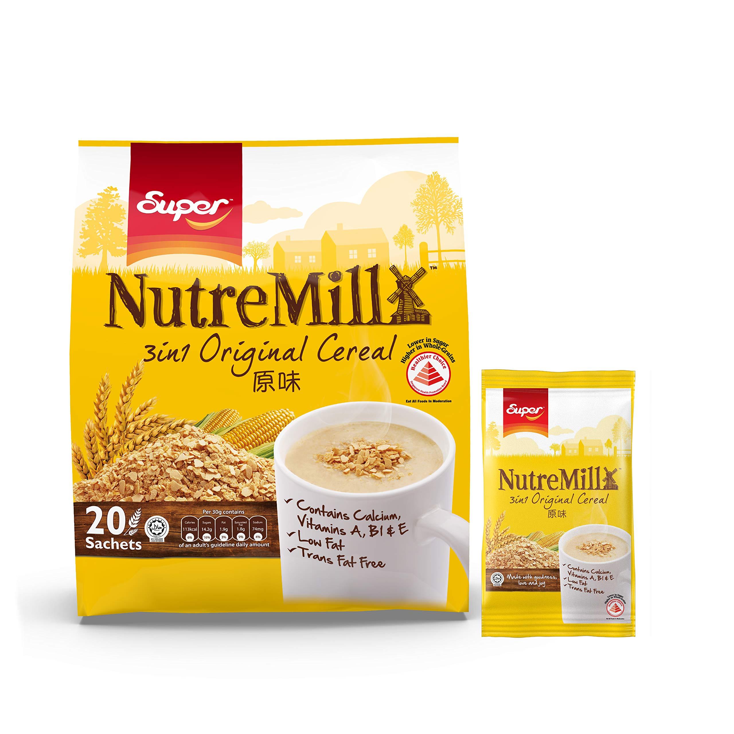 SUPER NutreMill 3in1 Cereal Original