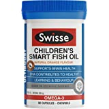 Swisse Childrens Smart Fish Oil 90 Capsules