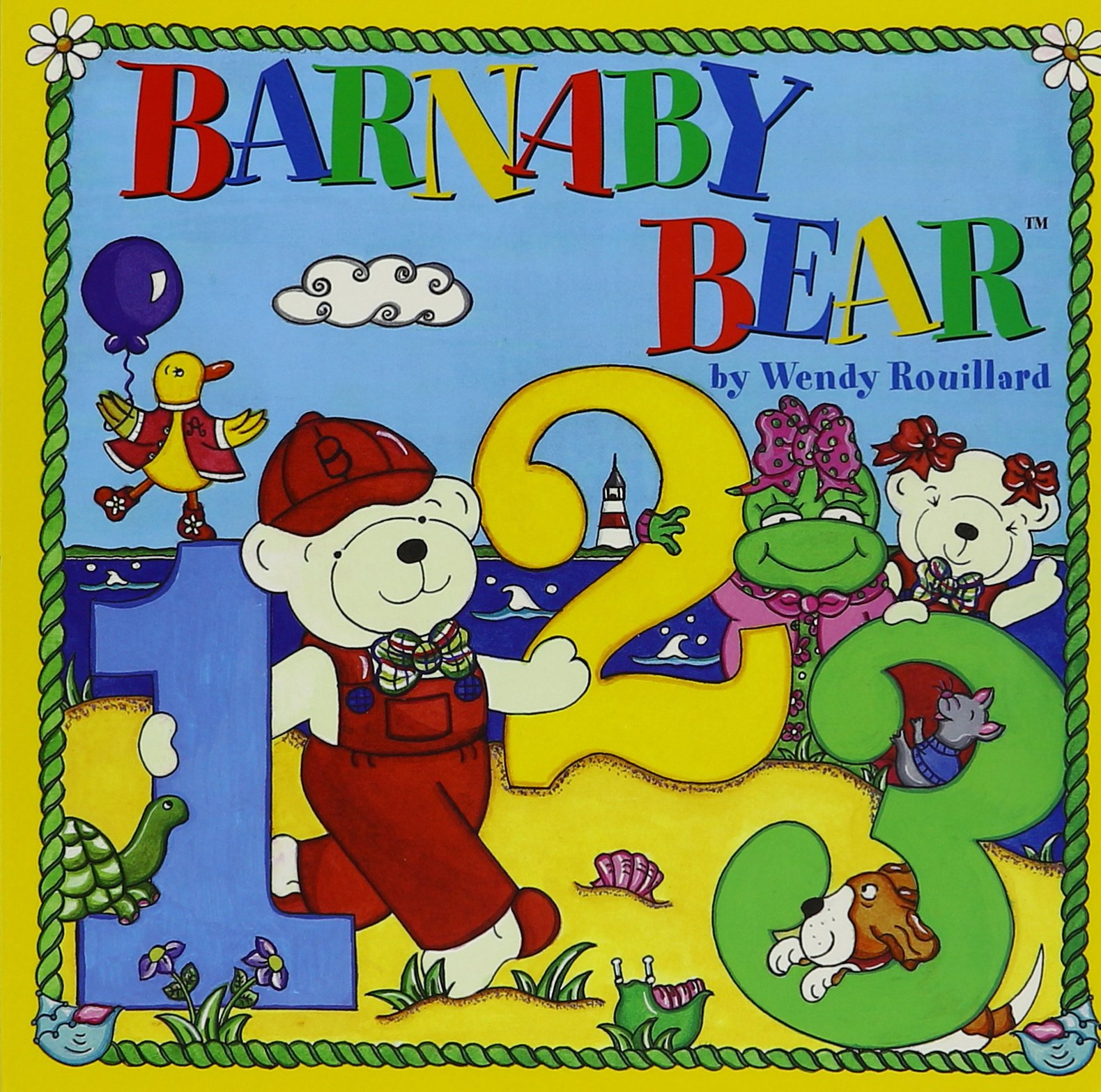 Download Barnaby Bear 1,2,3 pdf