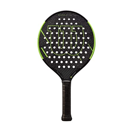 Amazon.com : Wilson Blade Pro Countervail Platform Tennis Paddle : Sports & Outdoors