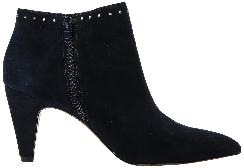 Bella Vita W Women's Delfina Ankle Bootie B06ZZ466Q2 9 W Vita US|Navy Kid Suede 113fbe