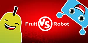 Fruit vs Robot by GravityFour