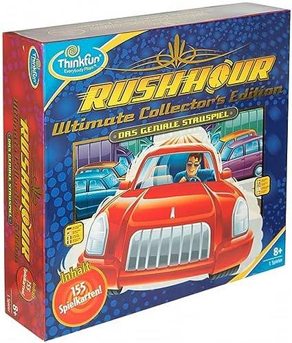 HCM Kinzel ThinkFun 855100 – Rush Hour Ultimate Collectors Edition: Amazon.es: Juguetes y juegos