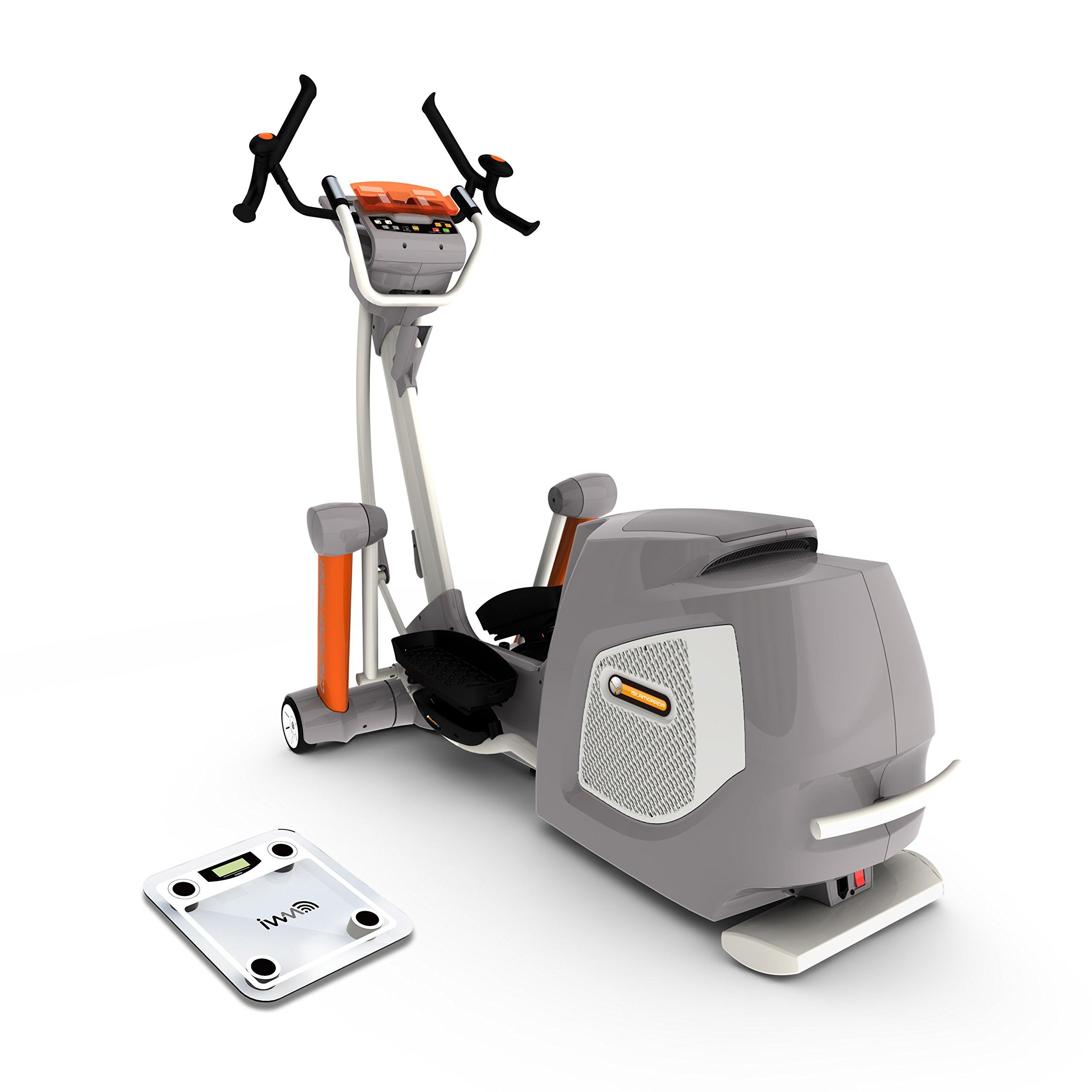 Yowza Fitness Islamorada Elliptical Trainer Machine by Yowza Fitness