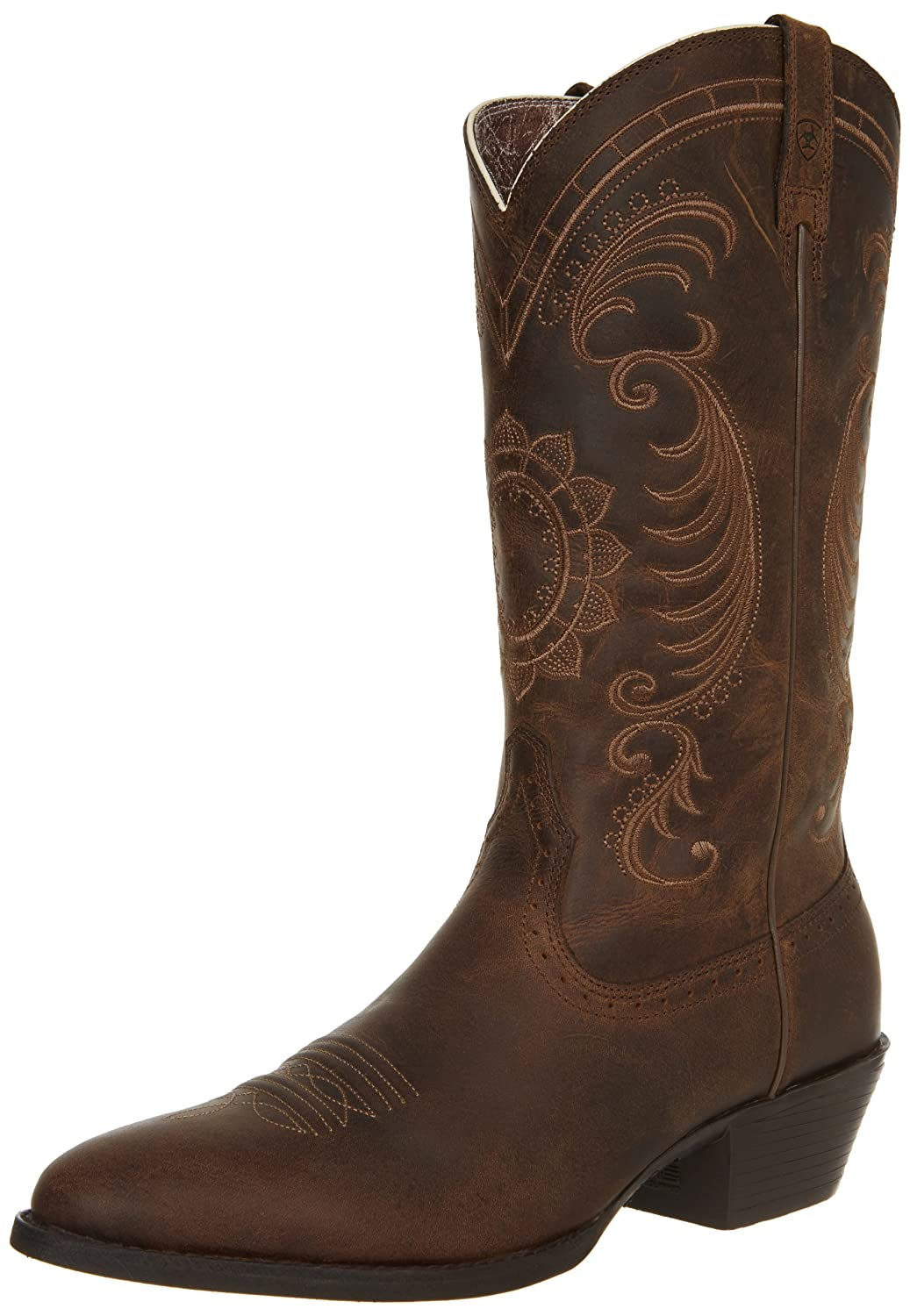 cowgirl products fish cowboy most brown womens skin toe comfortable corral img gnarly square boots comforter s women