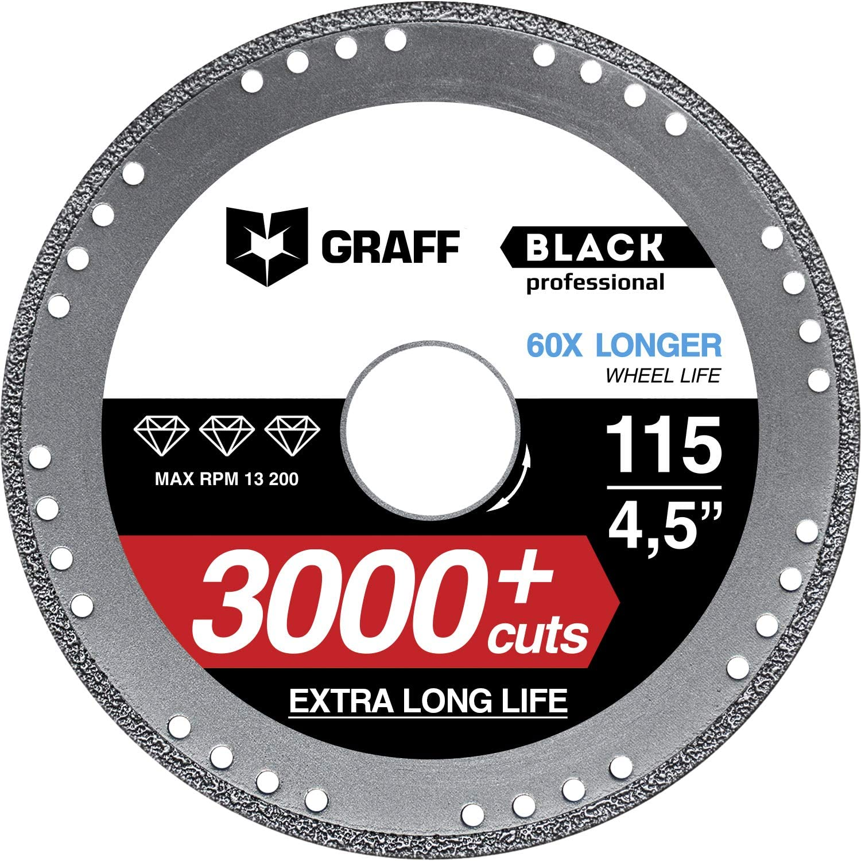 1972921 LENOX Tools Cutting Wheel 5-Pack Diamond Edge 4-1//2-Inch