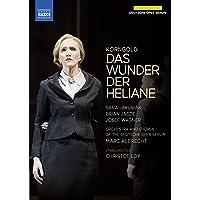 Korngold: Wunder Der Heliane [Sara Jakubiak; Josef Wagner; Brian Jagde; Okka von der Damerau; Marc Albrecht] [Naxos: 2110584-85]