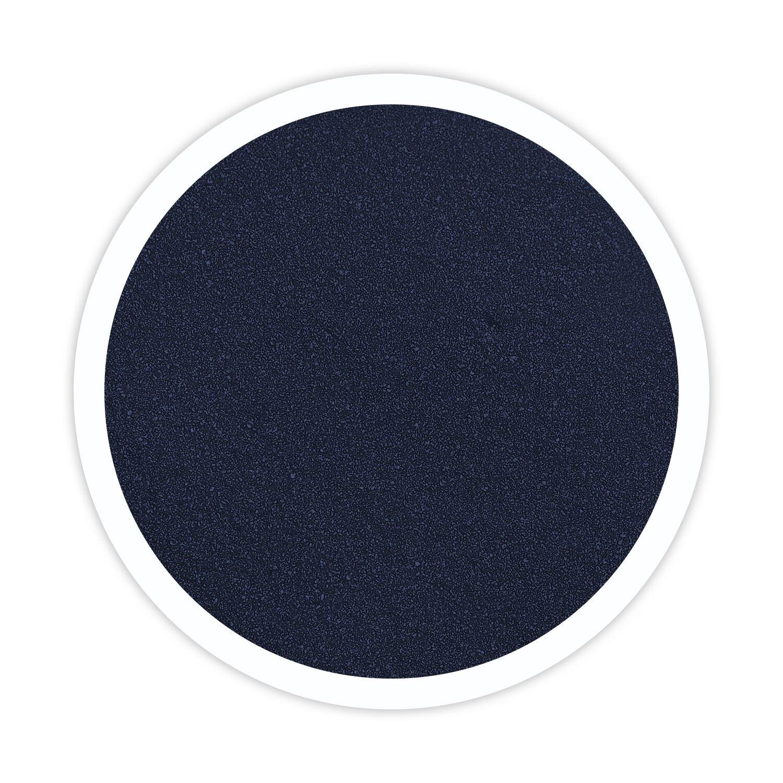 Sandsational Sparkle Marine (Navy Blue) Unity Sand, 22 oz, Colored Sand for Weddings, Vase Filler, Home Décor, Craft Sand Home Décor SS-FBA-Marine-22