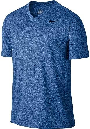 2607a4047adf Nike Men's Legend 2.0 Short Sleeve V-Neck Tee at Amazon Men's ...