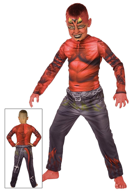 Amazon.com: Living Fiction Dragon Ninja Warrior Halloween ...