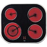 Teka VT N DC Integrado Ceramic hob Negro - Placa (Integrado, Ceramic hob, Negro, 0,9 m, 6900 W, 230 V)