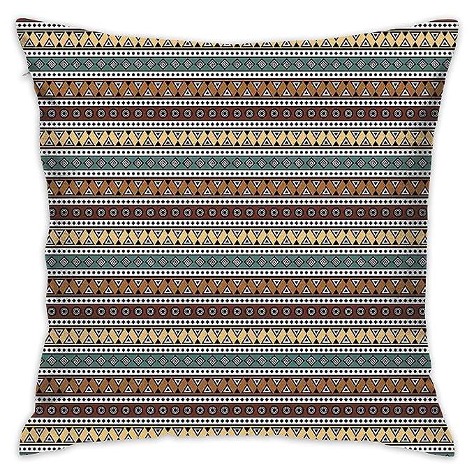 Amazon.com: Fundas de almohada decorativas con inserto ...