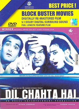 Amazon Com Dil Chahta Hai Aamir Khan Saif Ali Khan Akshaye